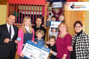 Spende Vitafinanz Kindergarten